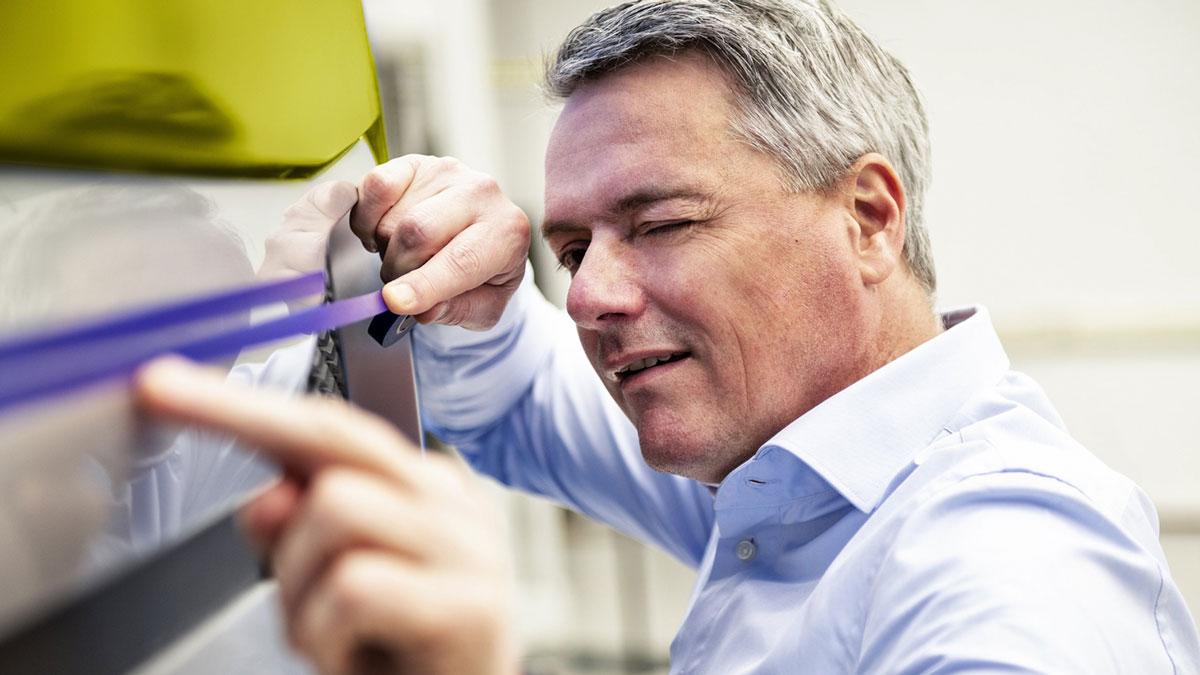 New Generation DAF - Forme et fonction ne font qu'un - Bart van Lotringen, Responsable de la conception